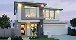 St Leonards Display Home Elevation