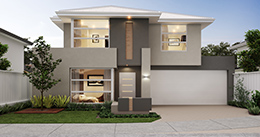 Elevation Express Two Storey Living - St Leonards