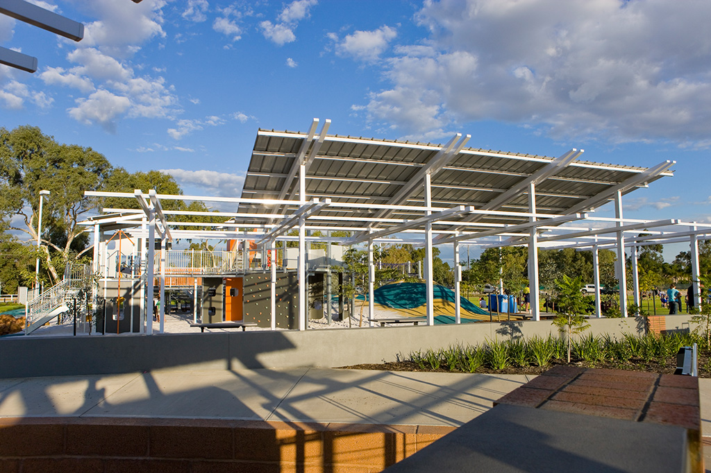 Walter Day Park playground